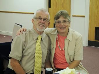 Bob and Gabi McFarland